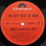 Abba, The Very Best Of Abba (2Lp)