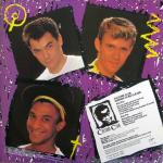 Culture Club, Kissing To Be Clever (Canada) (LP)