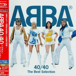 ABBA, 40/40 The Best Selection (Japan) (2 CD)