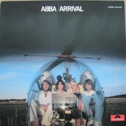 ABBA, Arrival (1st press) (ins.) (LP)