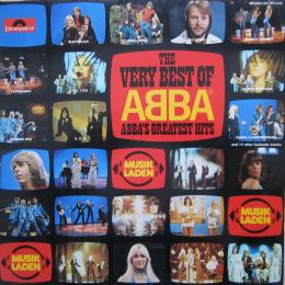 ABBA, The Very Best Of ABBA (2 LP)