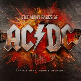 AC/DC, The Many Faces Of AC/DC (3 CD)