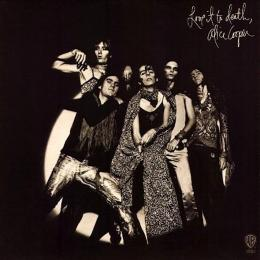 Alice Cooper, Love It To Death (LP)