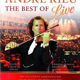 Andre Rieu, The Best Of Live (Live At The Royal Albert Hall / Royal Dreams) (2 DVD)