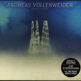 Andreas Vollenweider, White Winds (1984 + 3 Bonus Tr.)