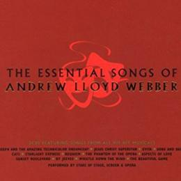 Andrew Lloyd Webber, The Essential Songs Of A.l.webber (2 CD)