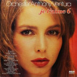 Anthony Ventura, Je T`aime 6 (LP)