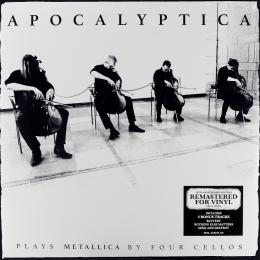 Apocalyptica, Apocalyptica Plays Metallica By Four Cellos (2X180 Gr Vinyl Incl. 3 Bonus Tr.) (G/f)(20Th Anniversary Ed.) (2 LP)
