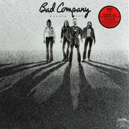Bad Company, Burnin Sky (1977) (180 Gram Vinyl) (Remastered From Original Production Masters At Abbey Road Studios, Features Second LP Of Rare & Unreleased Recordings) (G/f) (2 LP)