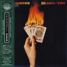 Baker Gurvitz Army, Hearts Of Fire (1976) (Paper Sleeve) (Japan Ed.)