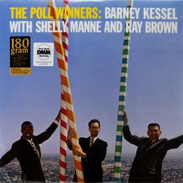 Barney Kessel & Ray Brown, The Poll Winners (1957) (180 Gram Limited Edition Classic) (LP)