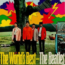 Beatles, The World`s Best (1St Press) (LP)