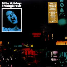 Billie Holiday, Strange Fruit Classic New York Sessions From 1939 And 1944 (G/f) (180 Gram Hq Virgin Vinyl) (LP)