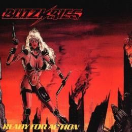 Blitzkrieg, Ready For Action (LP)