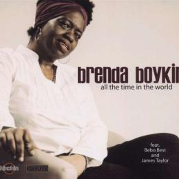 Brenda Boykin, All The Time In The World