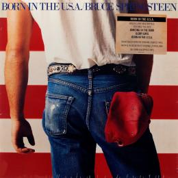 Bruce Springsteen, Born In The U.S.A. (1984) (180-Gram Audiophile Vinyl) (LP)