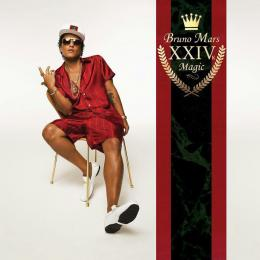 Bruno Mars, XXIV K Magic