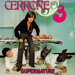 Cerrone, 3 - Supernature (1977)