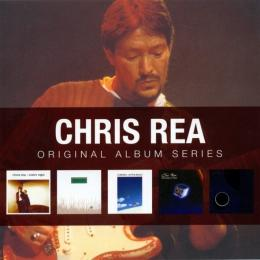 Chris Rea, Original Album Series (5CD) (Water Sign, Shamrock.., On The Beach, The Road To Hell, Espresso Logic)
