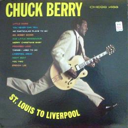 Chuck Berry, St.louis To Liverpool (1964)