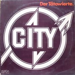 City, Der Tatowierte (LP)