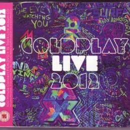 Coldplay, Live 2012 (CD+DVD)
