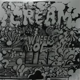 Cream, Wheels Of Fire (1968) (180 Gram Vinyl) (G/f) (2 LP)