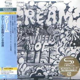 Cream, Wheels Of Fire (1968) (2SHM-CD Paper Sleeve)