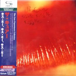 Cure, Kiss Me, Kiss Me, Kiss Me (Papersleeve Collection) (SHM-CD Japan Ed.)
