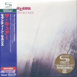 Cure, Seventeen Seconds (Papersleeve Collection) (SHM-CD Japan Ed.)
