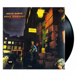 David Bowie, The Rise And Fall Of Ziggy Stardust And The Spiders From Mars (1972) (Remastered Heavyweight 180G Vinyl) (LP)