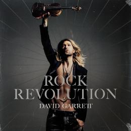 David Garrett, Rock Revolution (180Gram Heavyweight Vinyl) (G/f) (2 LP)