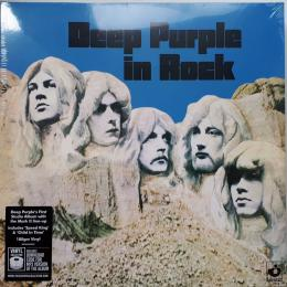 Deep Purple, In Rock (1970) (180 Gr. Vinyl) (LP)