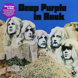 Deep Purple, In Rock (1970) (Strictly Limited Edition On Purple Vinyl) (G/f.) (LP)