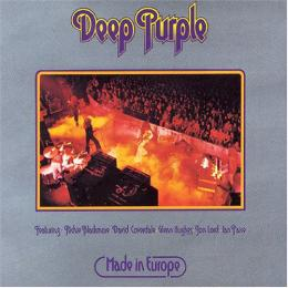 Deep Purple, Made In Europe (1976)
