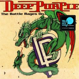 Deep Purple, The Battle Rages On (1993) (180 Gram Vinyl) (LP)