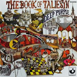 Deep Purple, The Book Of Taliesyn (1968) (Heavyweight 180Gr. Vinyl) (G/f) (LP)
