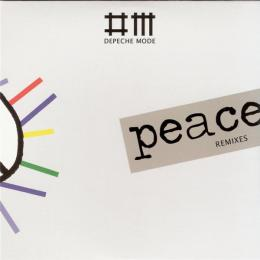 Depeche Mode, Peace Remixes (Maxi-Single 6Tr.)