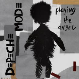 Depeche Mode, Playing The Angel (G/f) (2005) (2 LP)