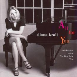 Diana Krall, All For You (1996)