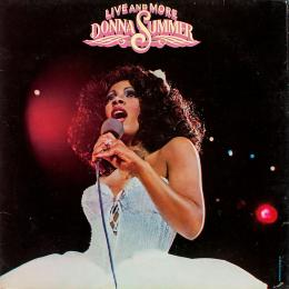 Donna Summer, Live And More (G/f) (2 LP)