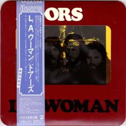 Doors, L.a. Woman (1971) (Paper Sleeves Collection) (Japan)