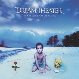 Dream Theater, A Change Of Seasons (CD, EP)