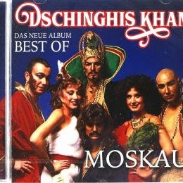 Dschinghis Khan, Das Neue Album Best Of Moskau