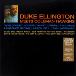 Duke Ellington & Coleman Hawkins, Duke Ellington Meets Coleman Hawkins (1962) (G/f) (180 Gram Hq Virgin Vinyl) (LP)