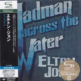 Elton John, Madman Across The Water (1971)[Cardboard Sleeve (Mini LP) SHM-CD (Japan Ed.)