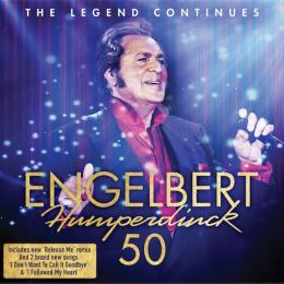 Engelbert Humperdinck, 50 - The Legend Continues (2 CD)