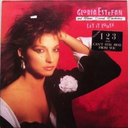 Floria Estefan And Miami Sound Machine, Let It Loose (LP)