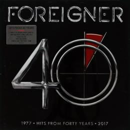Foreigner, 40 (Hits From 40 Years 1977-2017) (G/f) (2 LP)