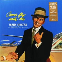 Frank Sinatra With Billy May And His Orchestra, Come Fly With Me (1958) (G/f) (180 Gram Hq Virgin Vinyl) (LP)